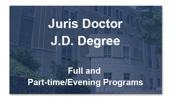 Juris Doctor Degree