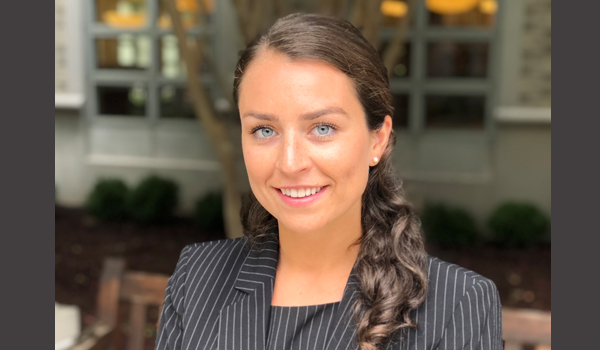 Catholic Law Alumna Erin Luibrand '20